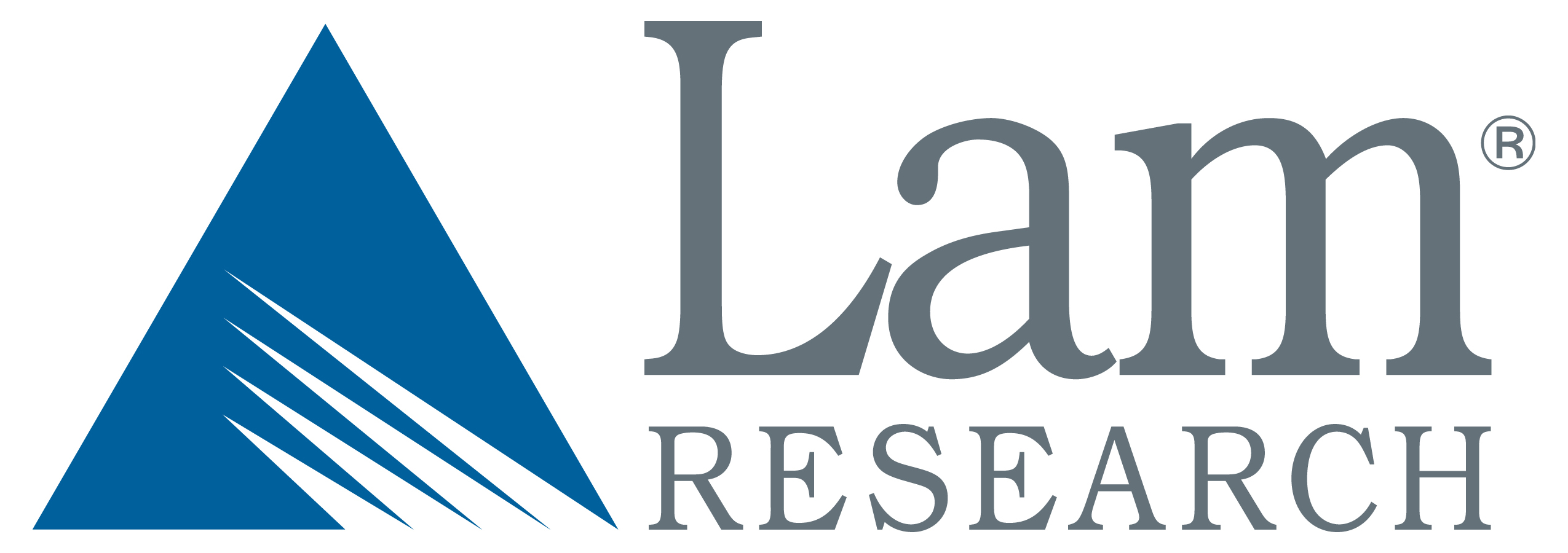 Lam Research logo color